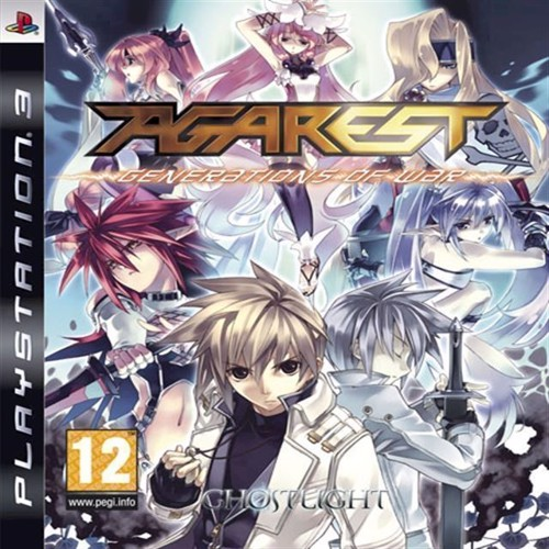 Image of Agarest Generations of War - PS3 (5036675012715)
