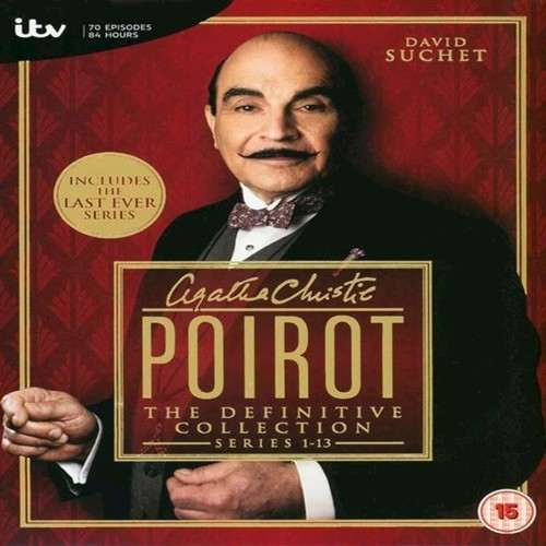 Image of Agatha Christies Poirot The Definitive Collection 35disc DVD (5037115360939)