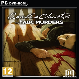 Image of   Agatha Christie The ABC Murders - PS4