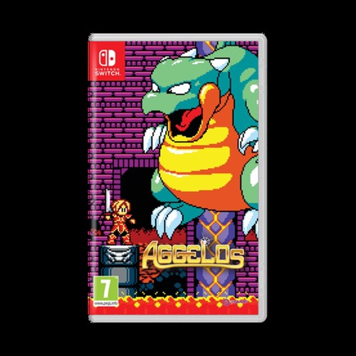 Image of Aggelos Nintendo Switch