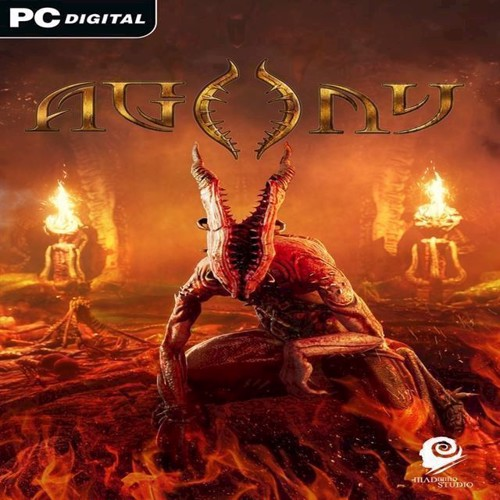 Image of Agony - PS4 (4020628774257)