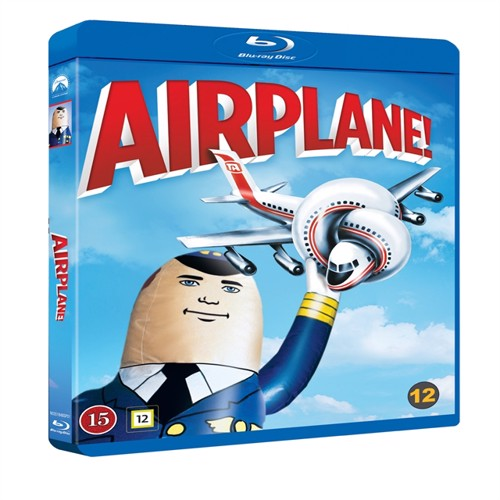 Image of Airplane! (Flying High) Blu-ray