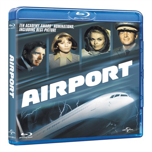 Image of Airport, Blu-ray (5050582899443)