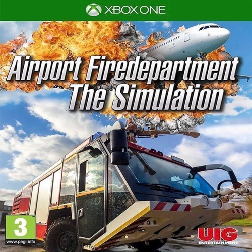 Image of   Airport Firedepartment The Simulation XBOX ONE Game - XBOX ONE