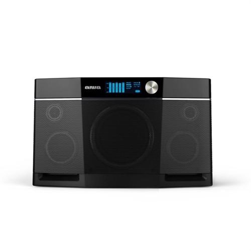 Image of Aiwa - Exos-9 Bluetooth Speaker (0811087020160)