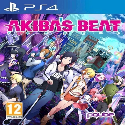 Image of Akibas Beat - PS4 (5060201654445)