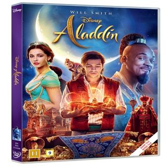Image of Aladdin Dvd