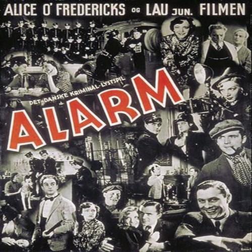 Image of Alarm DVD (5708758703888)