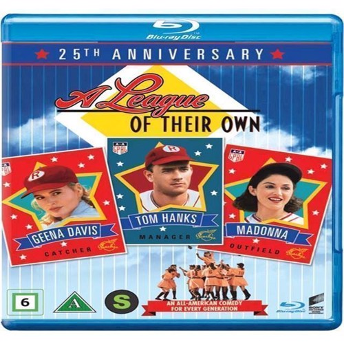 Image of A League Of Their Own 25Th Anniversary Edition Blu-ray (7330031001244)