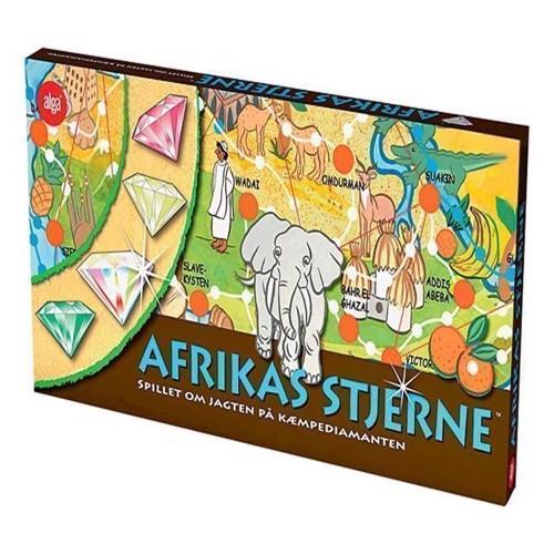 Image of   Alga Afrikas Stjerne
