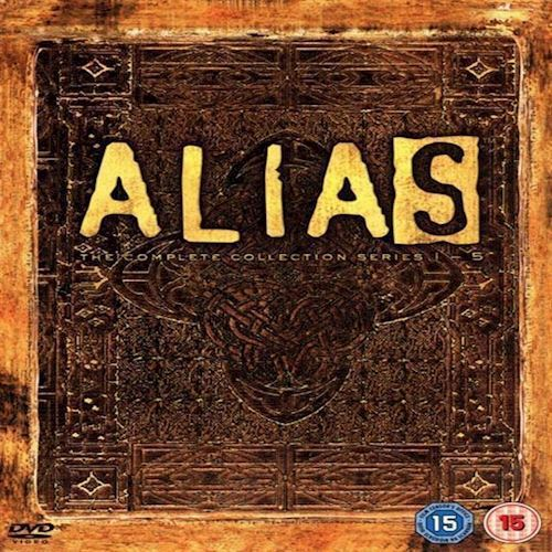 Image of Alias The Complete Series Dvd (8717418107666)