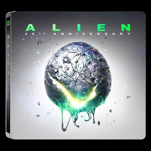 Image of Alien 40Th Anniversary Blu-Ray