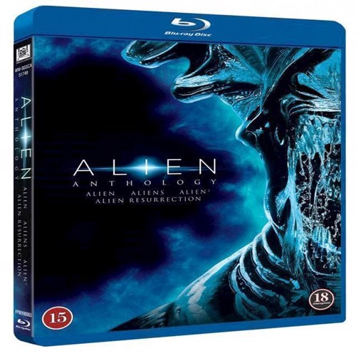 Image of Alien Anthology 4 discBlu-ray