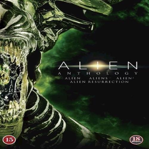Image of Alien Anthology 4 disc DVD