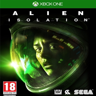 Image of Alien Isolation - Ps4 (5055277024889)