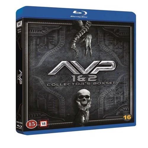Image of Alien Vs Predator 12 boxset 2 disc Blu-ray