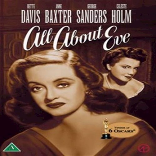 Image of All About Eve DVD