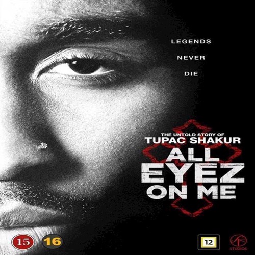 Image of All Eyez on Me DVD