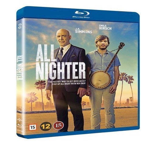 Image of All Nighter Blu-ray