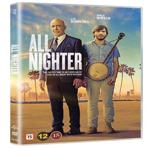 Image of All Nighter DVD