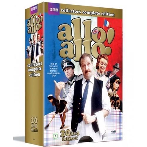 Image of Allo Allo Complete Collection Dvd