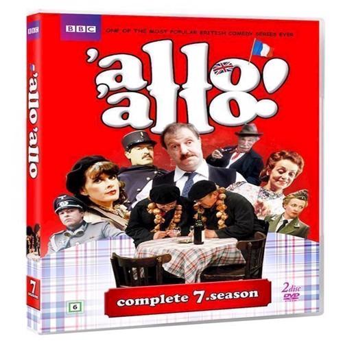Image of Allo Allo Sæson 7 DVD