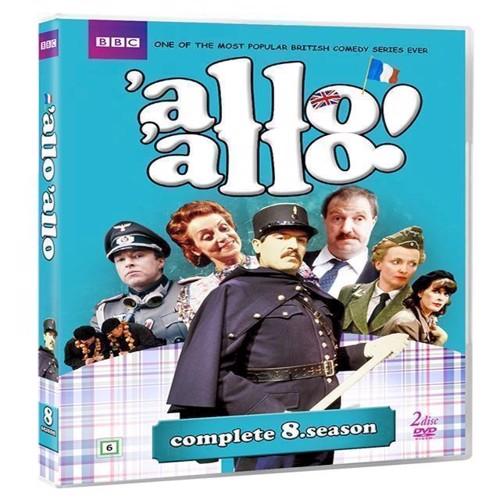 Image of Allo Allo Sæson 8 DVD