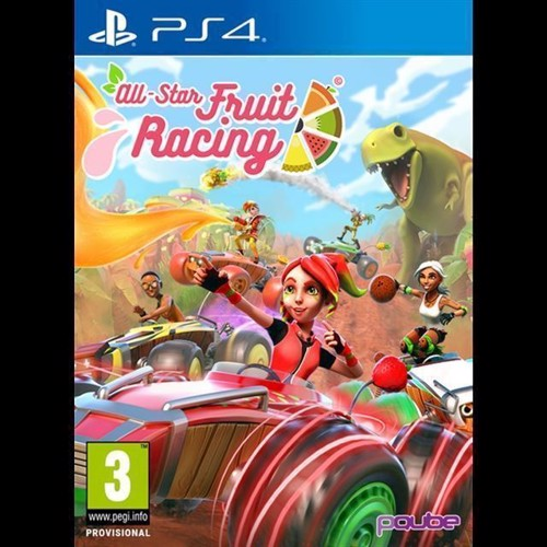 Image of AllStar Fruit Racing - PS4 (5060201658900)