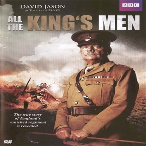 Image of All the kings men DVD