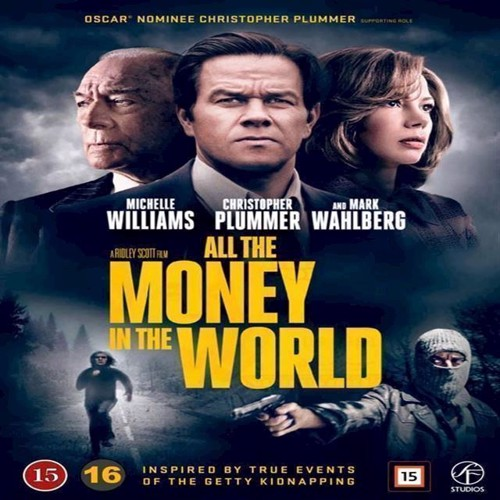 Image of All the Money in the World DVD (7333018011663)