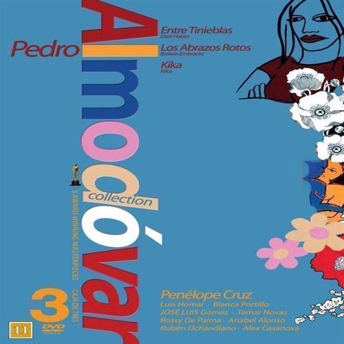 Image of   Almodovar 3 Dvd Coll Bl Dvd