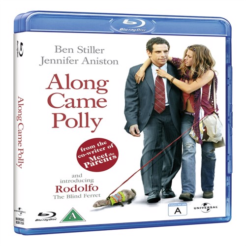 Image of Along Came Polly Blu-ray