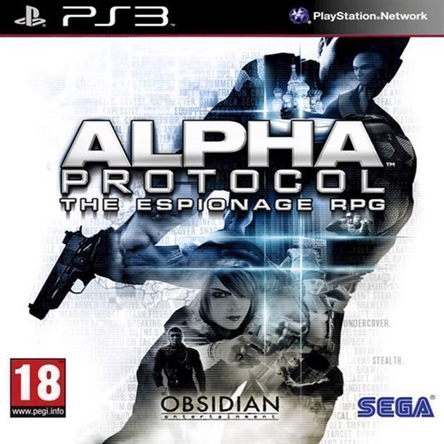 Image of Alpha Protocol - PS3 (5055277001545)