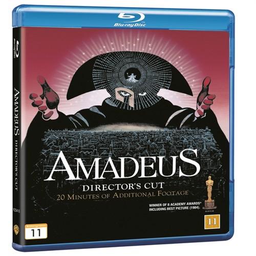 Image of Amadeus Dir.Cut - Blu-ray