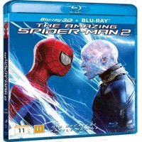 Amazing SpiderMan 2, The 3D Blu-ray