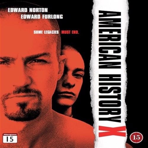 Image of American history x Blu-Ray