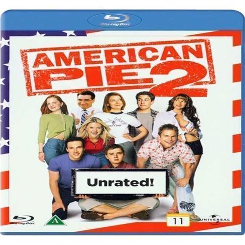 Image of American Pie 2 Blu-ray