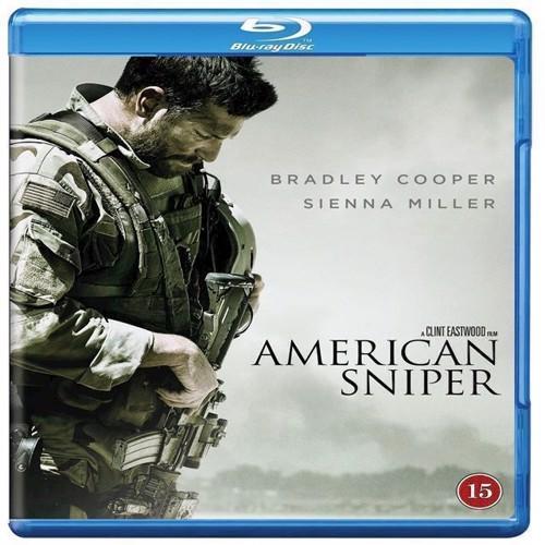 Image of American Sniper Blu-ray