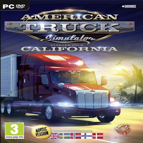 Image of American Truck Simulator - PC (5060020477492)