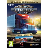 American Truck Simulator Gold Edition