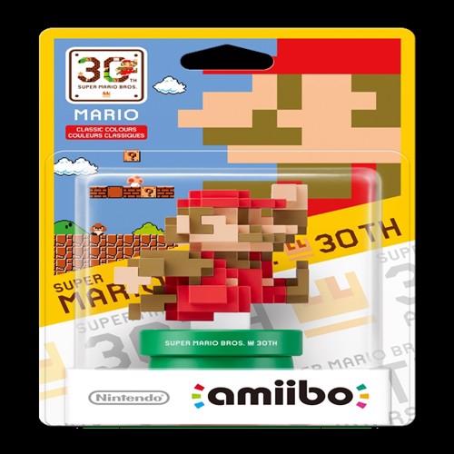 Image of Amiibo Mario Classic Colours - Mario 30th Anniversary Collection (JP) (4902370529517)