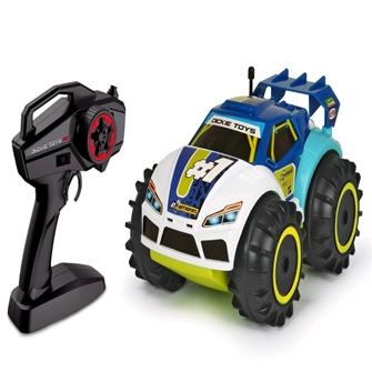 Image of Amphy Rider - fjernstyret bil 20 cm - 2,4 GHz (4006333051562)