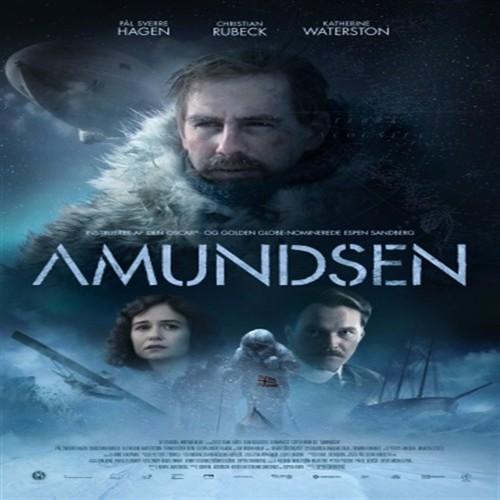 Image of Amundsen Blu-ray