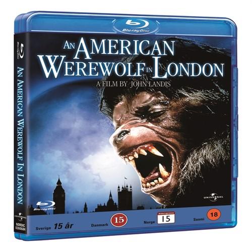 Image of An American Werewolf In London, Se Blu-ray