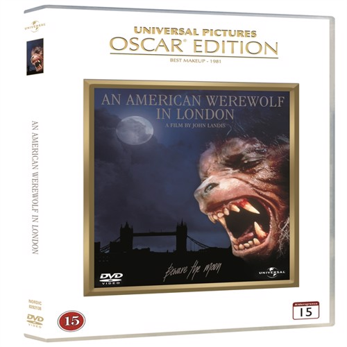 Image of An Am. Werewolf In London (Oscar Rwk) - Dvd (5050582821383)