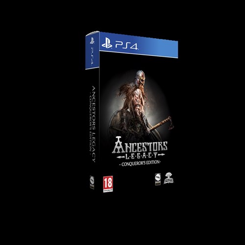 Image of Ancestors Legacy Conquerors Edition, Ps4 (8437020062015)