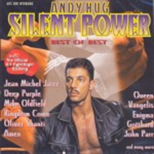 Image of Andy Hug - silent power (7619933015321)