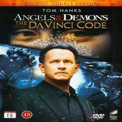 Image of   Engle og Dæmoner / The Da Vinci Code - DVD