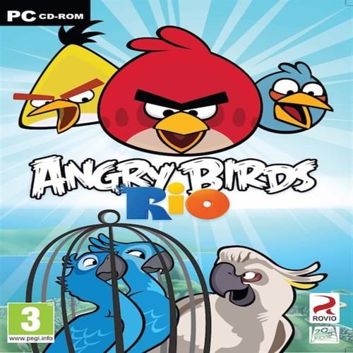 Image of Angry birds rio PC (6430042381081)