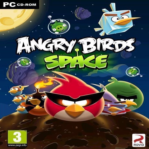 Image of Angry Birds Space - PC (5031366019608)